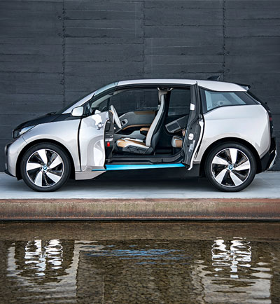 home charge points installer Scotland BMW i3